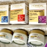 L'Oreal Paris Skin Perfect Anti-Imperfections + Whitening Cream for 20+ and Anti-Fine Lines + Whitening Cream for 30+ Product Review